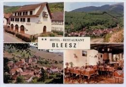 67  REICHSFELD  HOTEL-RESTAURANT BLEEZ  CARTE PUBLICITAIRE - Hotels & Restaurants