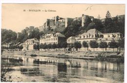 I504 Chateau De Bouillon - Castle Castello Schloss Castillo / Non Viaggiata - Bouillon