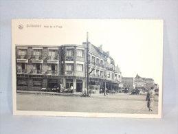 St-Idesbald.  Hôtel De La Plage. - Koksijde