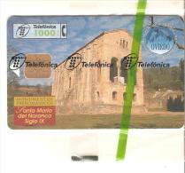 Tarjeta Telefonica  Nueva Preromanico - Spain