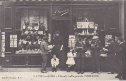 ST-PIERRE-sur-DIVES/14/Librairie-Papeterie DUMAINE/ Réf:C1444 - France