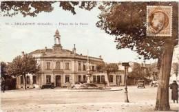 ARCACHON - Place De La Poste    (60577) - Arcachon