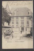 24 - Thiviers (dordogne) - Le Chateau - Animée - Thiviers