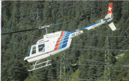 Augusta-Bell 206B Air Gricha Elicotteri Helicopters Hélicoptères Hubschrauber Helicópteros - Elicotteri