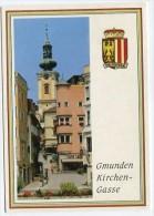 AUSTRIA - AK 170743 Gmunden - Kirchengasse - Gmunden