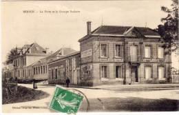 BERSON - La Poste Et Le Groupe Scolaire (60609) - France