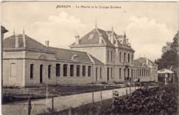 BERSON - La Mairie Et Le Groupe Scolaire (60611) - France