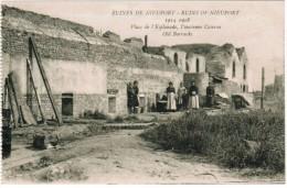 Nieuwpoort, Nieuport, Ruines De Nieuport, Place De L'Esplanade, L'ancienne Caserne (pk12329) - Nieuwpoort