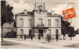 BLAYE - L' Hotel Des Postes  (60619) - Blaye