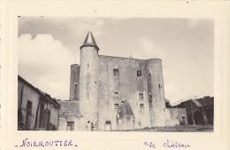 Photographie -  Ile de Noirmoutier - Noirmoutier le Ch�teau - Juillet 1939
