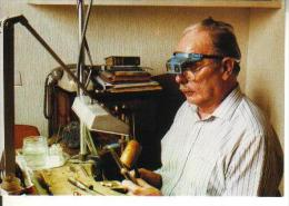 CPM 93 - Noisy Le Sec - 78 Raymond Vannier Joaillier 1993 - Noisy Le Sec