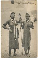 AOF Soudan Niger 1093 Fortier Femmes De Saraféré Seins Nus Lance - Niger