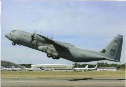 Hercules Start A-C-130 Super U.S. Air Force Militari Military Aircraft Avions Militaires Aviones Militares - 1946-....: Moderne