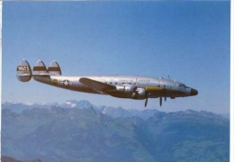Mats Lockheed L-749A Costellation Militari Military Aircraft Avions Militaires Aviones Militares - 1946-....: Moderne