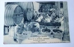 Cpa 51 Epernay Le Champame Illustée - Epernay