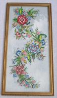 Floreale Naif - Dipinto Su Vetro  - Artista Tiziana Pantalone - Other