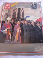 POINT DE VUE IMAGES DU MONDE N° 1165 Du 20 Nov 1970 ( Enterrement Du Général De Gaulle ) - People