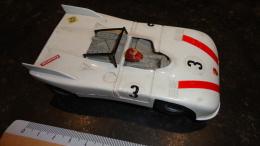 13 - Voiture De Course Pour Circuit éléctrique Ferrari - Non Classés