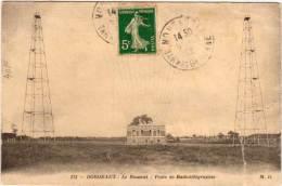BORDEAUX - LE BOUSCAT - Poste De Radiotélégraphie       (60652) - Bordeaux