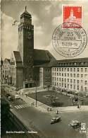 Berlin-Neukölln  Rathaus  MiNr 187 - [5] Berlijn