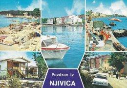 Pozdrav Iz Njivica   -  Yugoslavia  # 01371 - Yugoslavia