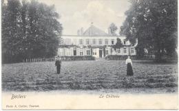 BECLERS (7532) Le Chateau  ( Feld Post ) - Tournai