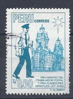 130604966  PERU  YVERT  Nº  877 - Peru