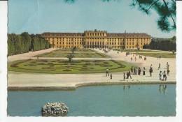 B73253 Schonnbrunn Wien    2 Scans - Château De Schönbrunn