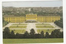 B73254 Schonnbrunn Wien    2 Scans - Château De Schönbrunn