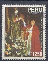 130604984  PERU  YVERT  Nº  922 - Peru