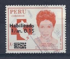 130604990  PERU  YVERT  Nº  949 - Perú