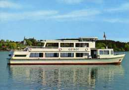 02966 - Motorschiff GSTADT Auf Dem Chiemsee - Autres