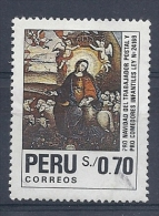 130604994  PERU  YVERT  Nº  957 - Peru