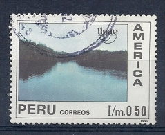 130604995  PERU  YVERT  Nº  958 - Peru