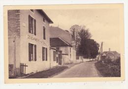 BLIGNY-SUR-OUCHE - ROUTE DE DIJON - LA GENDARMERIE - - Autres Communes