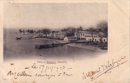 GAMBIE - VIEW OF BATHURST LE 17-11-1903. - Gambia