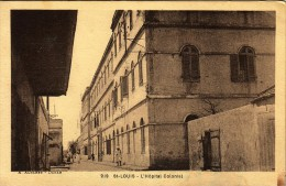 SENEGAL - ST LOUIS - L'HOPITAL COLONIAL. - Senegal