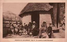 MISSIONS Du SUD-AFRIQUE/ Série IV/ Un APOSTOLAT En FAMILLE Au BASUTOLAND/ Réference 3735 - Botswana