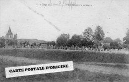 51 - SOMME-SUIPPES - VILLAGE DE ................CIMETIERE MILITAIRE - France