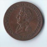 Médaille Commémorative/WELLINGTON/ Guerres Napoléonienne /Péninsule Ibérique/ 1812    D376 - Francia