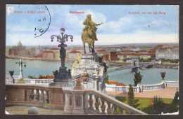 HU28) Budapest - 1912 - Ungheria