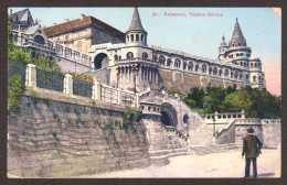 HU30) Budapest - 1912 - Ungheria