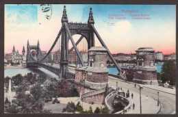 HU33) Budapest - 1912 - Ungheria