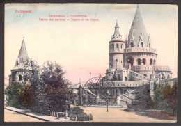 HU34) Budapest - 1912 - Ungheria