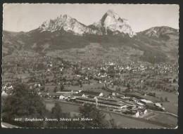 ZEUGHÄUSER SEEWEN Zeughaus Ab 1888 Militär Army Schwyz Mythen 1953 - SZ Schwyz