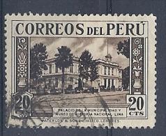 130605018  PERU  YVERT  Nº  339 - Peru