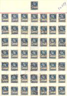 3n-929: Leftover From 50 Stamps:  N° 205 : 30 C - Gebruikt