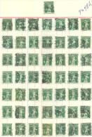 3n-924: Leftover From 50 Stamps:  N° 110 : 5 C - Gebruikt