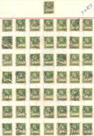 3n-923: Leftover From 50 Stamps:  N° 161 : 10 C - Gebruikt