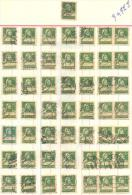 3n-922: Leftover From 50 Stamps:  N° 161 : 10 C - Gebruikt